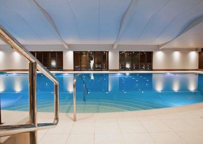 20 metres pool Mere Golf Resort and Spa